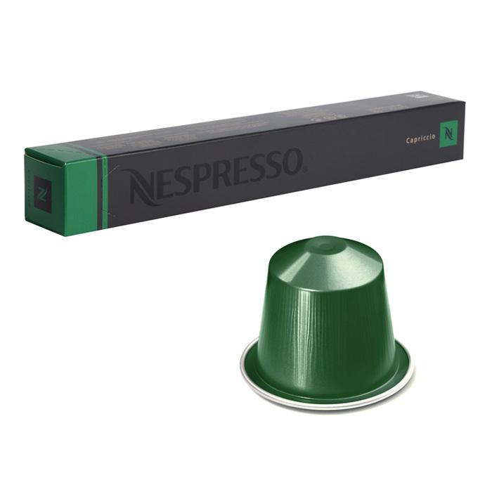 Капсулы Nespresso Capriccio 10шт 7413.50 капсулы nespresso vivalto lungo 10шт 7810 50