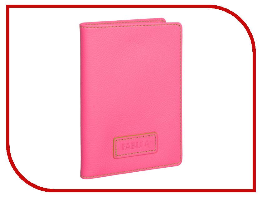 Аксессуар Fabula BV.75.FP Ultra Pink кошелек fabula fabula mp002xw1amha
