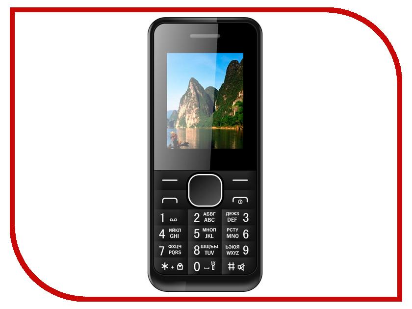 Фото Сотовый телефон Irbis SF14 Black сотовый телефон irbis sf14 red