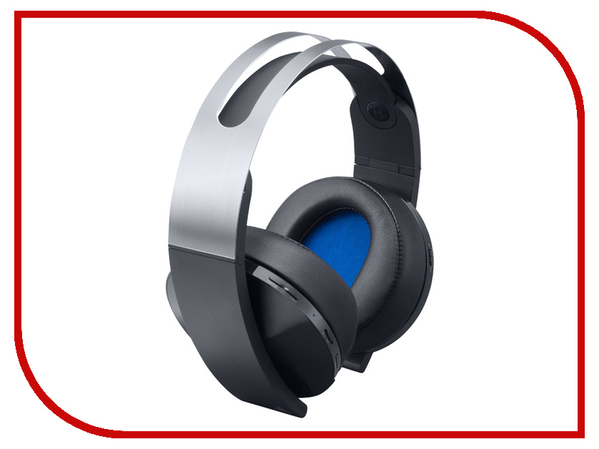 Гарнитура Sony Platinum Wireless Headset для Playstation 4 CECHYA-0090 гарнитура sony playstation 4 wireless headset cechya 0080
