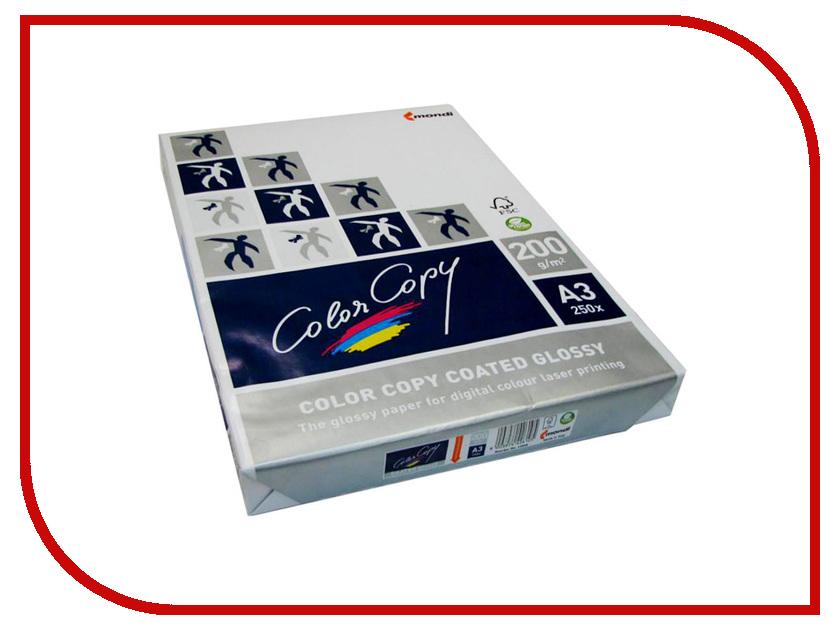 Бумага Color Copy Glossy A3 200g/m2 250 листов 138% 110729