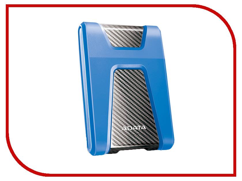 Жесткий диск A-Data HD650 2Tb Blue AHD650-2TU31-CBL жесткий диск apple time capsule 802 11ac 2tb me177ru a