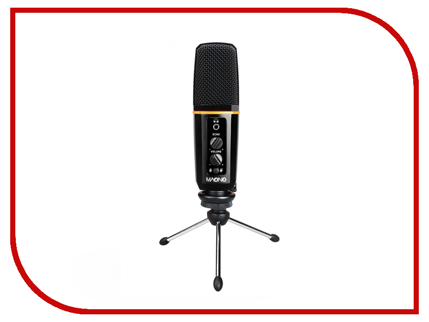 Микрофон MAONO AU-900 USB микрофон blue microphones yeti usb