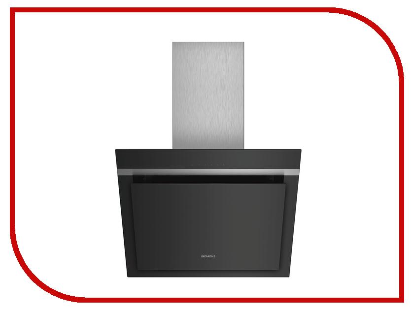 Кухонная вытяжка Siemens LC87KHM60 вытяжка кухонная siemens lc45sk950w