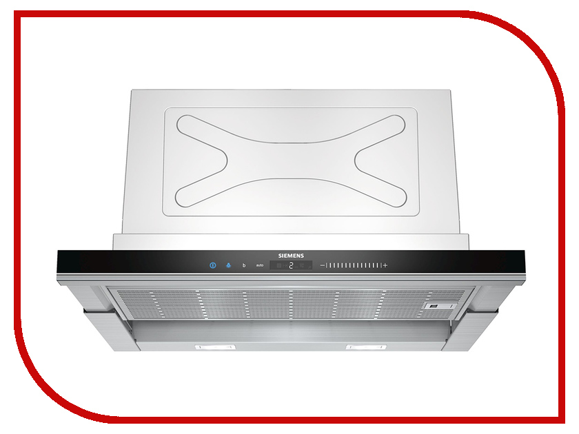 Кухонная вытяжка Siemens LI67SA680 вытяжка со стеклом siemens lc 67 khm 60