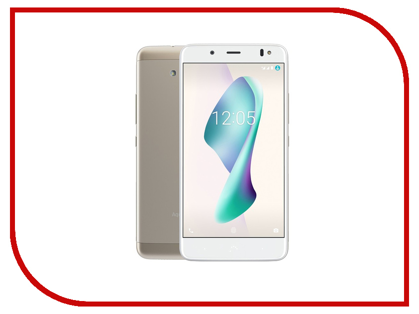 Zakazat.ru: Сотовый телефон BQ Aquaris V Plus 3Gb RAM 32Gb Mist Gold