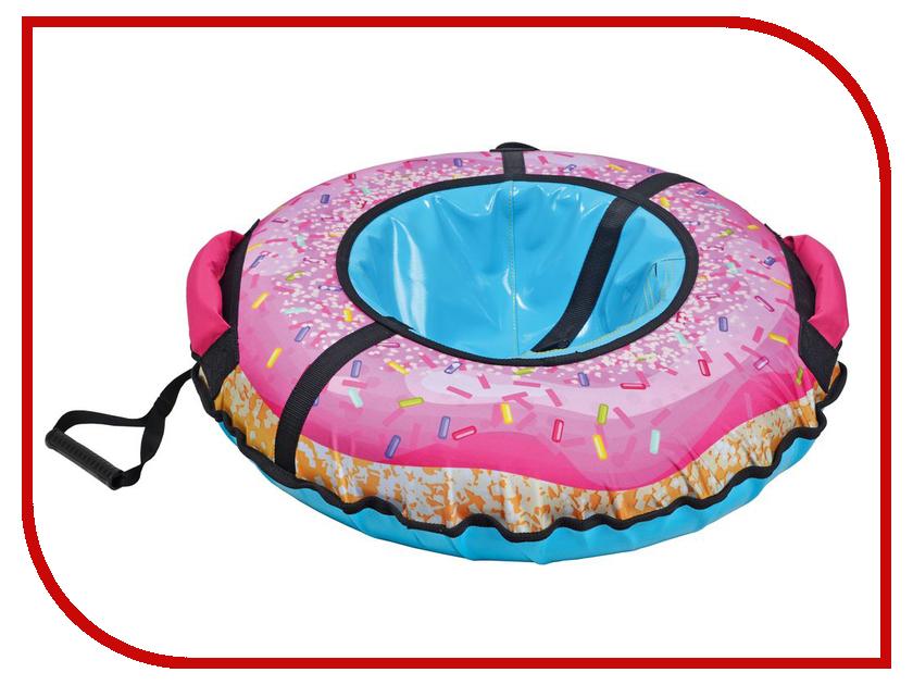 Тюбинг Nika ТБ3К-70 Donut санки коляска nika умка 3 1 у 3 1 вязаный бирюза