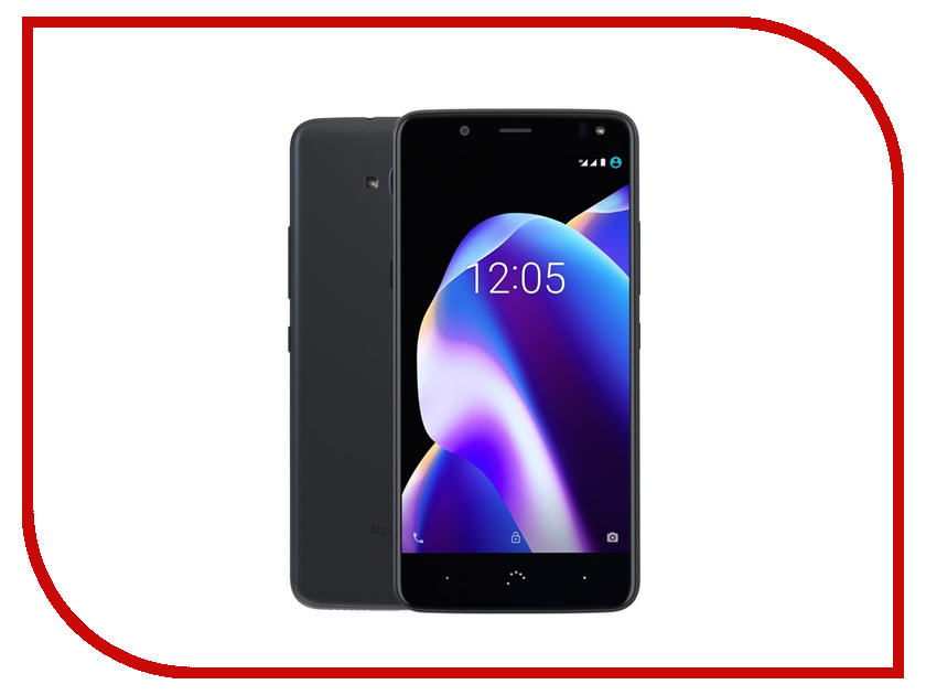 Zakazat.ru: Сотовый телефон BQ Aquaris U2 Lite 2Gb RAM 16Gb Carbon Black