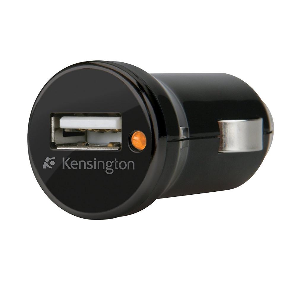 Зарядное устройство Kensington USB 1.0A Black K38054EU