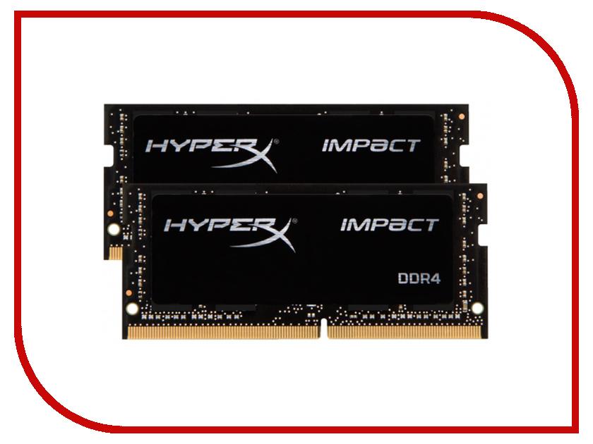 Модуль памяти Kingston DDR4 SO-DIMM 2133MHz PC4-17000 CL13 - 16Gb HX421S13IB2K2/16