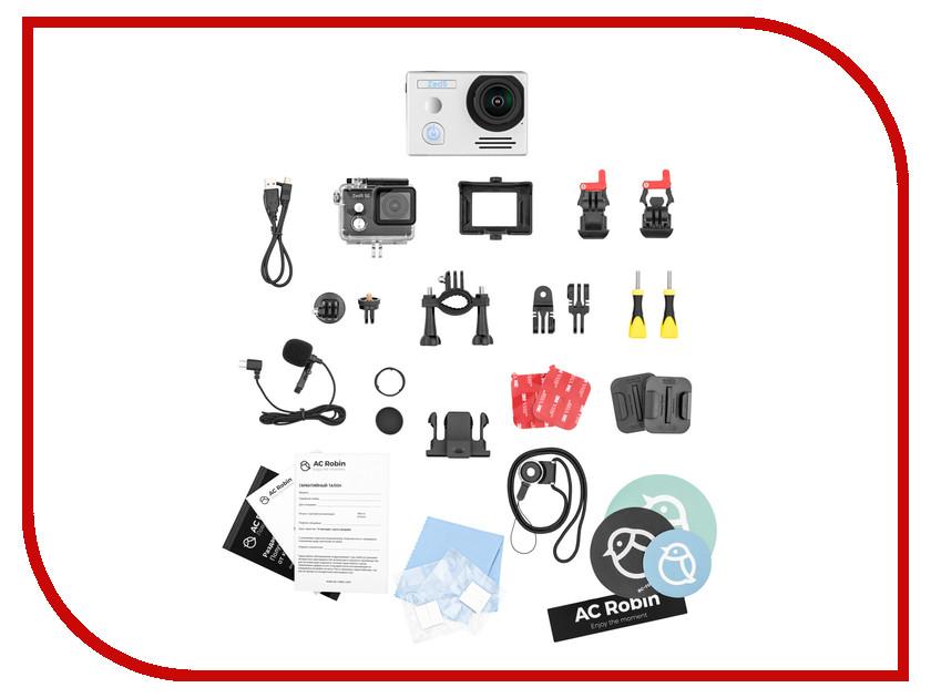 Экшн-камера AC Robin Zed 5 Silver free shipping ey28b carburetor mikuni carb robin gasoline engine parts