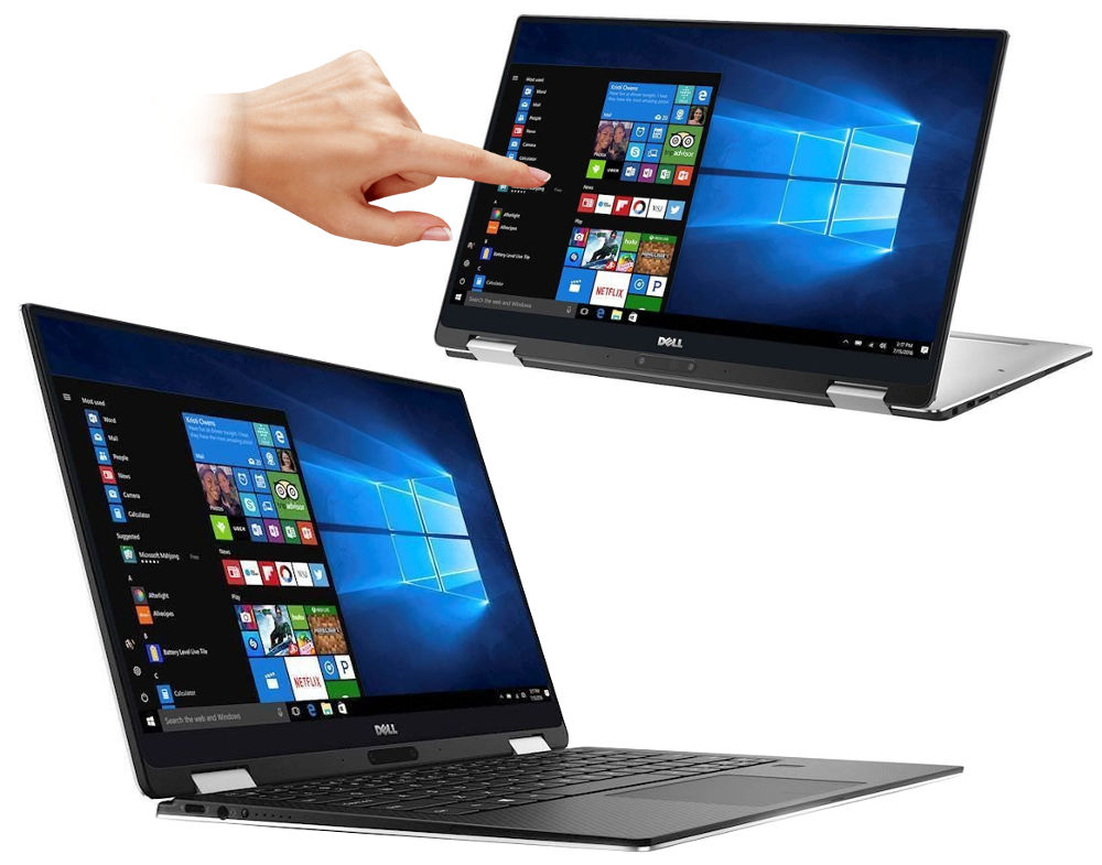 Ноутбук Dell XPS 13 9365-6232 (Intel Core i7-7Y75 1.3 GHz/16384Mb/512Gb SSD/No ODD/Intel HD Graphics/Wi-Fi/Bluetooth/Cam/13.3/3200x1800/Touchscreen/Windows 10 64-bit) ноутбук lenovo ideapad yoga 920 80y8000wrk intel core i7 8550u 1 8 ghz 16384mb 512gb ssd no odd intel hd graphics wi fi bluetooth cam 13 9 3840x2160 touchscreen windows 10 64 bit