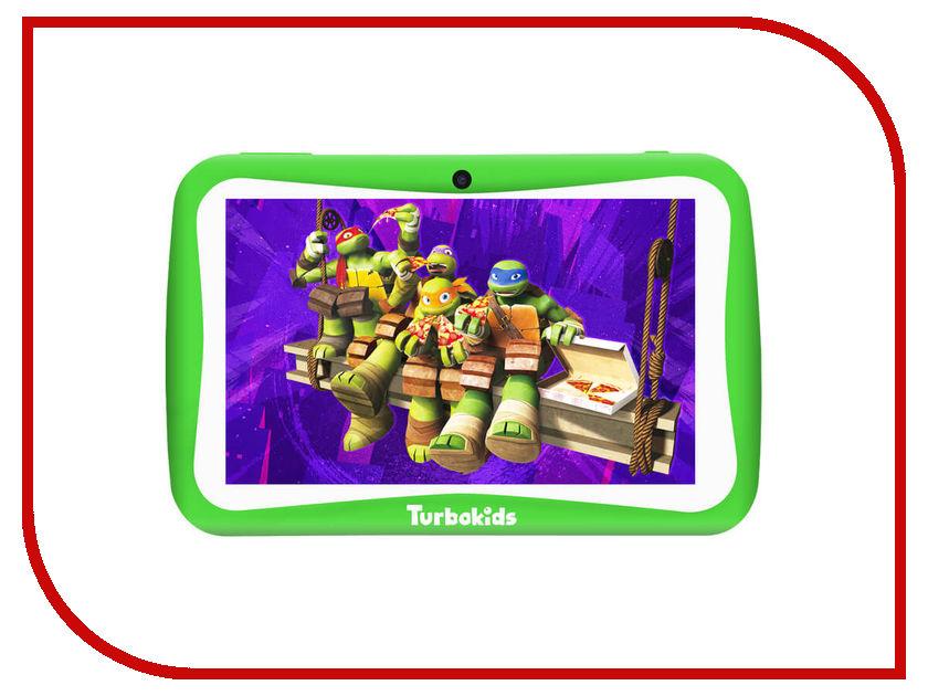 Планшет TurboKids Черепашки-Ниндзя Wi-Fi playmates toys гидроцикл черепашки ниндзя