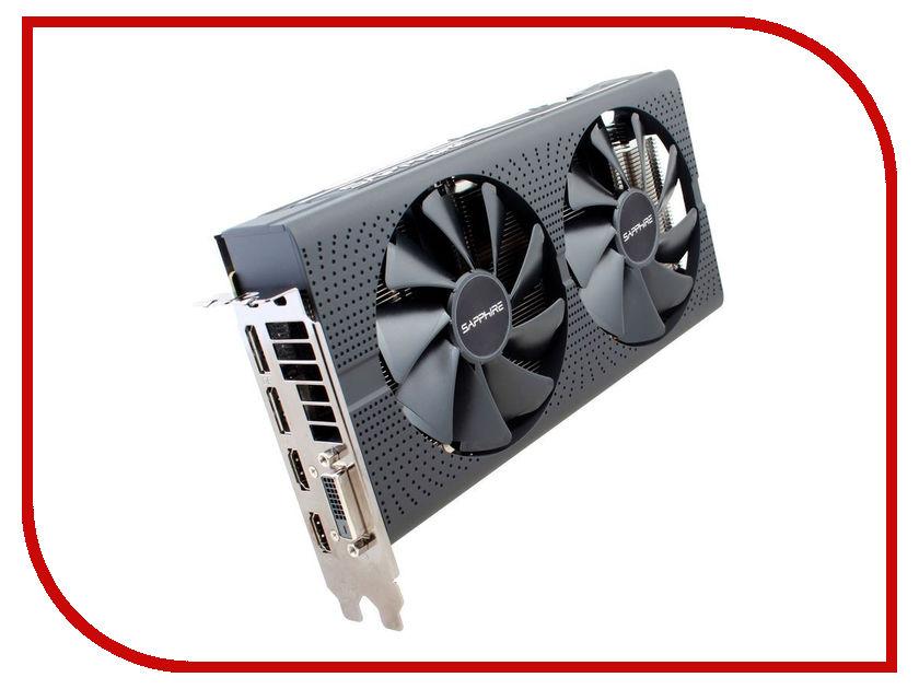 Видеокарта Sapphire Radeon RX 570 Pulse 1284Mhz PCI-E 3.0 8192Mb 7000Mhz 256 bit DVI HDMI HDCP 11266-36-20G видеокарта sapphire amd radeon rx 570 11266 36 20g pulse rx 570 8g oc 8гб gddr5 ret