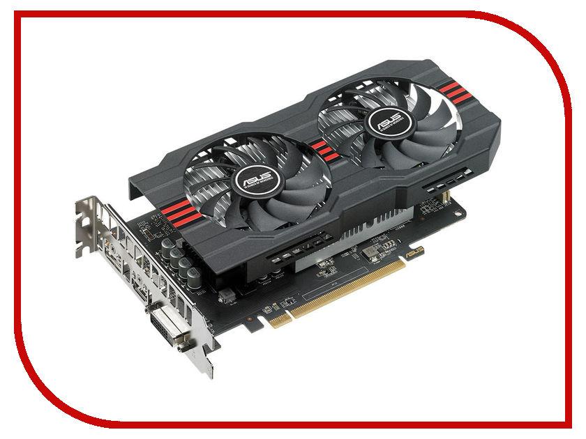 Видеокарта ASUS Radeon RX 560 1149Mhz PCI-E 3.0 4096Mb 6000Mhz 128 bit DVI DP HDMI HDCP RX560-4G-EVO видеокарта 4096mb asus rx 560 pci e dvi hdmi dp hdcp rx560 4g retail