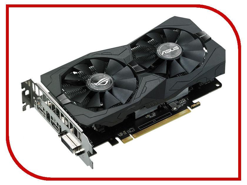 Видеокарта ASUS Radeon RX 560 1149Mhz PCI-E 3.0 4096Mb 6000Mhz 128 bit DVI HDMI HDCP ROG-STRIX-RX560-4G-EVO-GAMING asus radeon rx 560 oc 4gb видеокарта