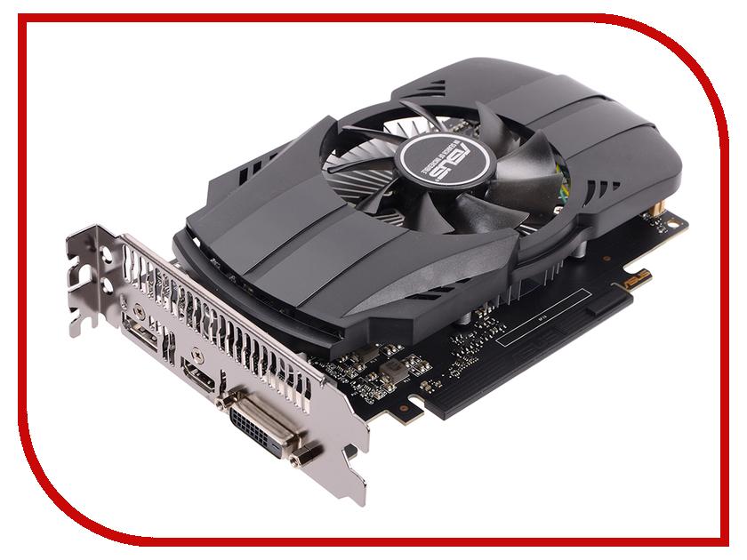 Видеокарта ASUS GeForce GTX 1050 1354Mhz PCI-E 3.0 2048Mb 7008Mhz 128 bit DVI DP 3xHDMI HDCP PH-GTX1050-2G pci e to
