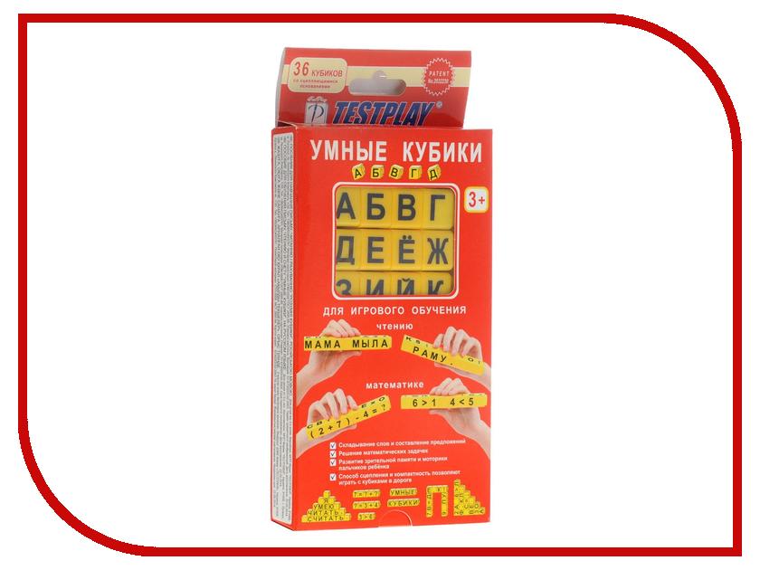 Настольная игра Testplay АБВГДейка Т-0206