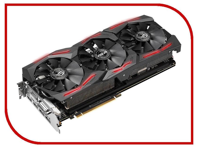Видеокарта ASUS Radeon RX Vega 56 OC ROG-STRIX-RXVEGA56-O8G-GAMING видеокарта asus radeon rx vega 56 rog strix rxvega56 o8g gaming pci e 8192mb 2048 bit retail rog strix rxvega56 o8g gaming