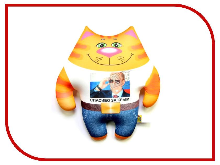 Игрушка антистресс Штучки к которым тянутся ручки Кот ВВ Президент, спасибо за Крым 15аси24ив-1 k 137 крым 5x114 3