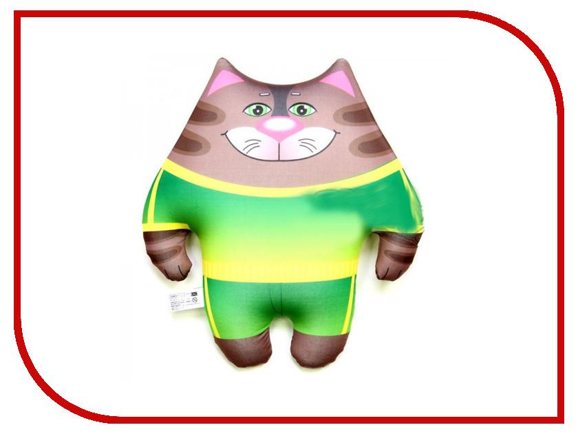 Игрушка антистресс Штучки к которым тянутся ручки Кот Профи Спортсмен 15аси26мив-2 оранжевый кот подушка игрушка антистресс кот спортсмен