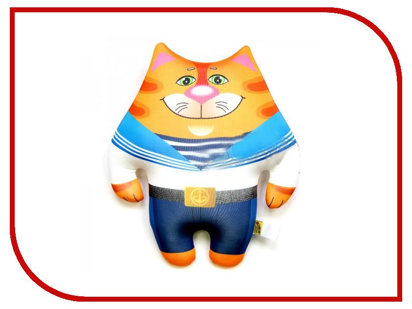 Игрушка антистресс Штучки к которым тянутся ручки Кот Профи Моряк 15аси26мив-3 оранжевый кот подушка игрушка антистресс кот спортсмен