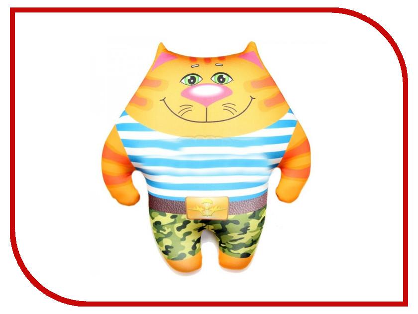 Игрушка антистресс Штучки к которым тянутся ручки Кот Профи Солдат 15аси26мив-6 оранжевый кот подушка игрушка антистресс кот спортсмен