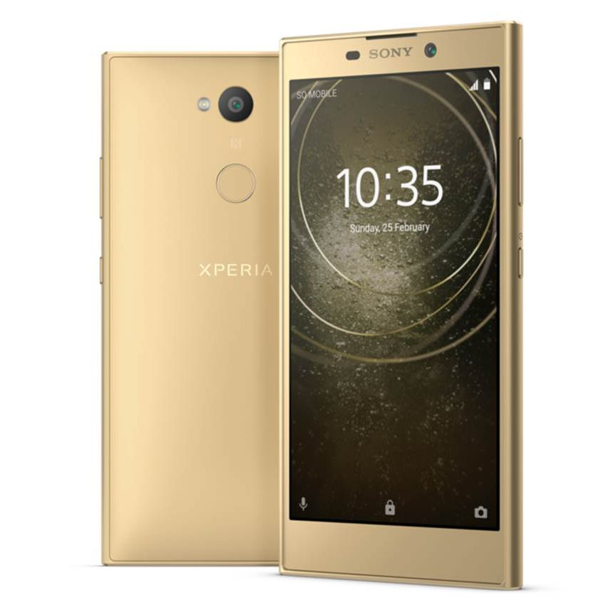 Сотовый телефон Sony H4311 Xperia L2 Gold проектор sony xperia touch gold