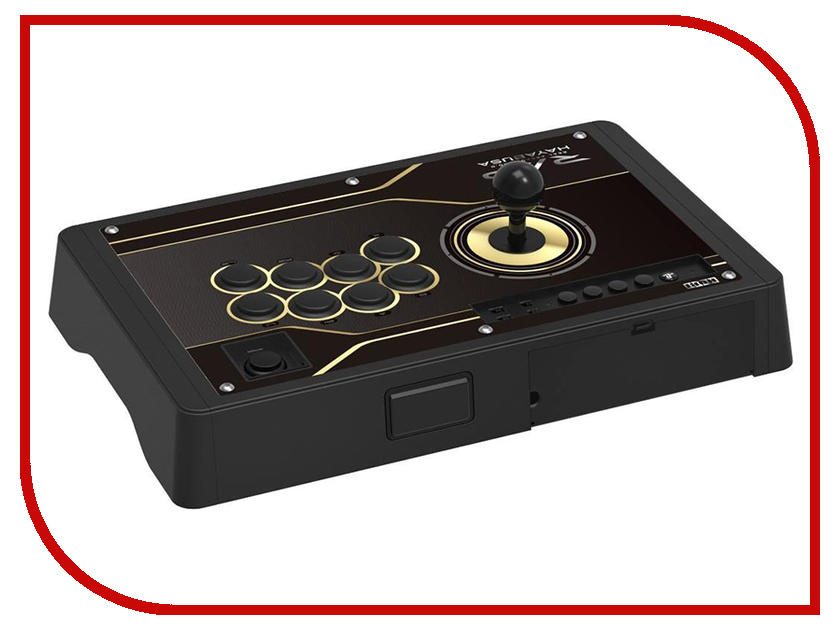 HORI Real Arcade Pro N Hayabusa for PlayStation 4 крепление artplays ps 4 для камеры playstation ps 4002