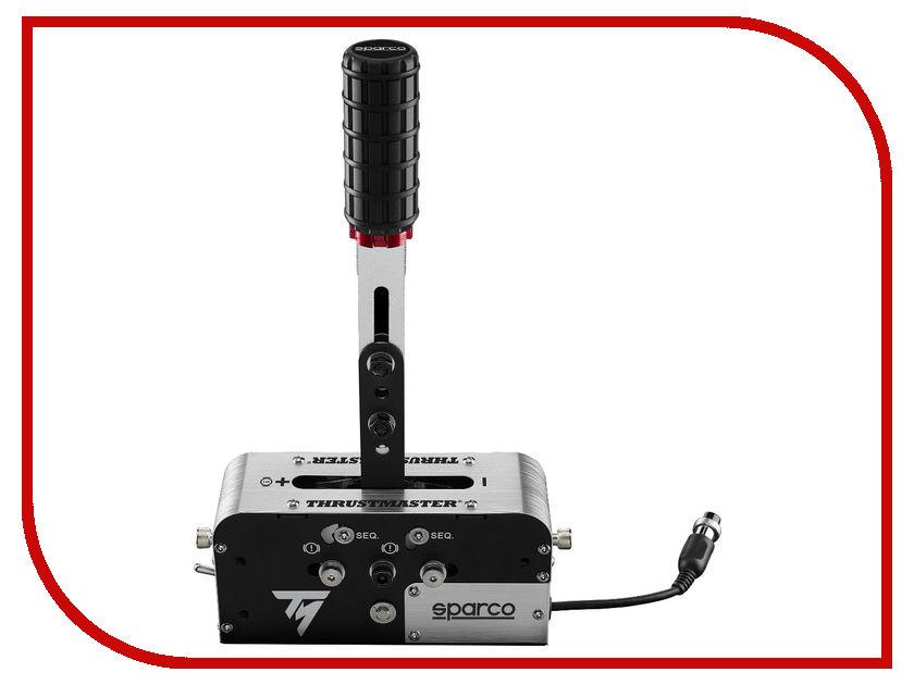 все цены на Ручной тормоз Thrustmaster TSSH Sequential Shifter & Handbrake Sparco для PC онлайн