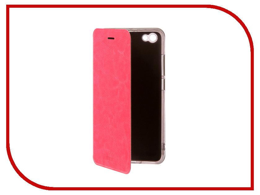 Аксессуар Чехол Xiaomi Redmi Note 5A Mofi Vintage Pink 15821 mofi защитный чехол для xiaomi 6
