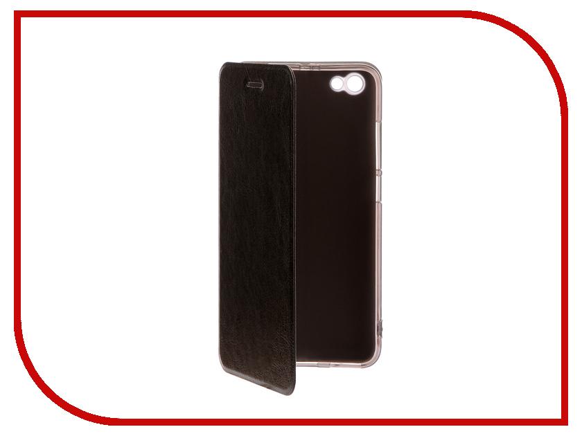 Аксессуар Чехол Xiaomi Redmi Note 5A Mofi Vintage Black 15731 mofi защитный чехол для xiaomi 6 plus