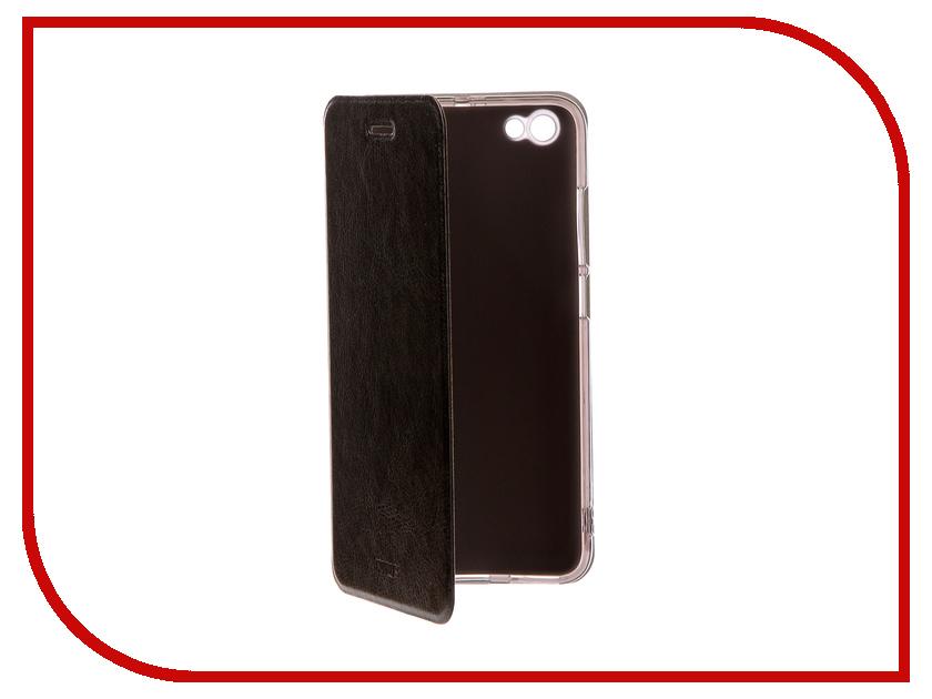 Аксессуар Чехол Xiaomi Redmi Note 5A Prime Mofi Vintage Black 15733 mofi защитный чехол для xiaomi 6 plus