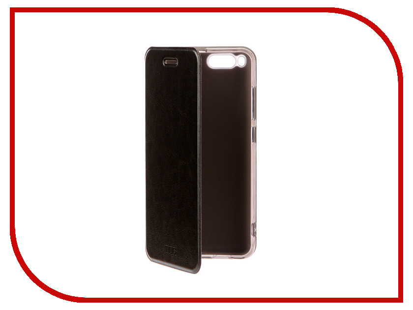 Аксессуар Чехол Xiaomi Mi6 Mofi Vintage Black 15136 аксессуар чехол xiaomi mi6 brosco silicone black xm mi6 tpu black