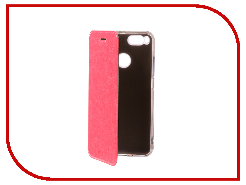 Аксессуар Чехол Xiaomi Mi5x/A1 Mofi Vintage Pink 15817 mofi защитный чехол для xiaomi 6