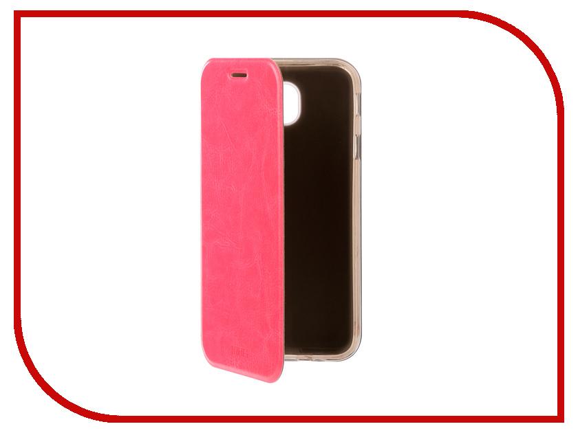 Аксессуар Чехол для Samsung Galaxy J7 2017 Mofi Vintage Pink 15810 аксессуар чехол nokia 6 mofi vintage black 15546
