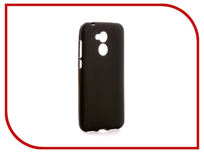 Аксессуар Чехол Huawei Honor 6A Svekla Silicone Black SV-HWH6A-MBL диск enkei sc38 8 5xr18 5x112 et40 d66 6 mbl