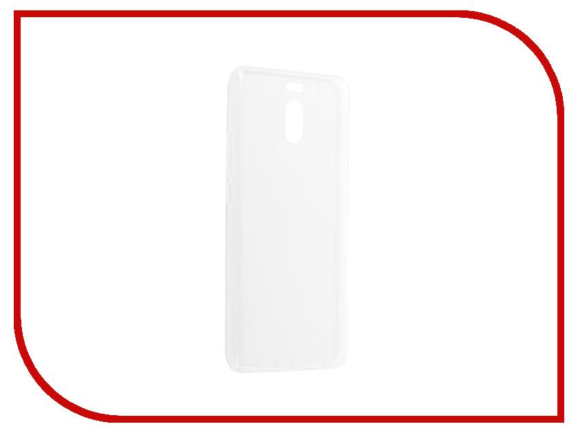 Аксессуар Чехол для Meizu M6 Note Svekla Silicone Transparent SV-MZM6NOTE-WH