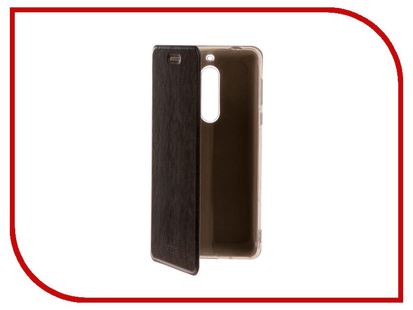 Аксессуар Чехол Nokia 5 Mofi Vintage Black 15543 аксессуар