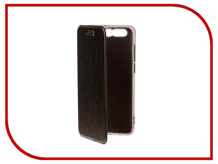 Аксессуар Чехол для Huawei Honor 9 Mofi Vintage Black 15528 for ipad case 9 7 model new tablet mofi leather for 2017 inch flip wake up sleep transparent hard stand luxury