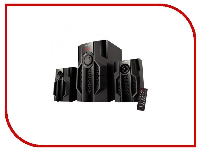 Колонка Perfeo TOTEM Black PF-105C-BL / PF_5226 портативная акустическая система perfeo sound ranger bl 5c blue pf sv922