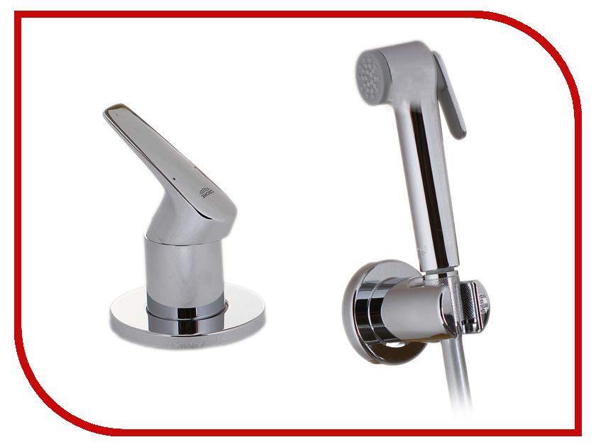 Смеситель Grohe BauFlow 124900 смеситель для кухни grohe bauflow 31230000