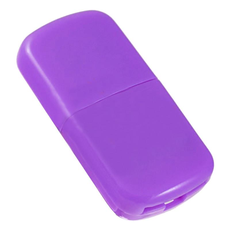 Карт-ридер Perfeo PF-VI-R009 Purple