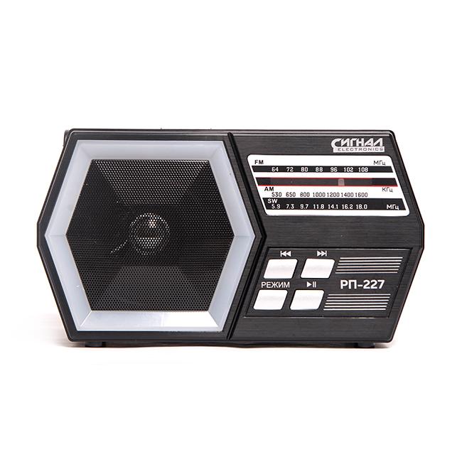 Радиоприемник Сигнал electronics РП-227