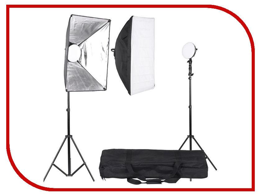 Комплект студийного света FST LED-1482 KIT