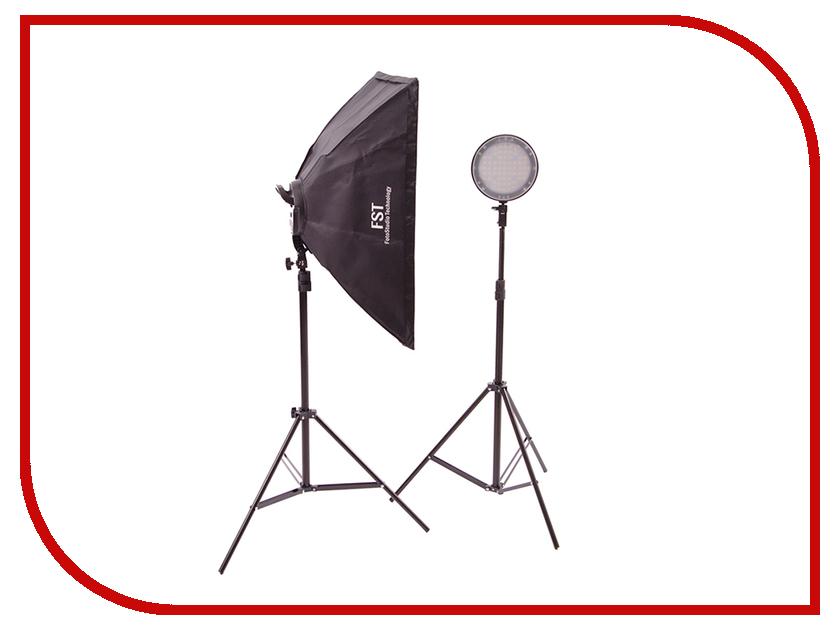 все цены на Комплект студийного света FST LED-1682 KIT онлайн