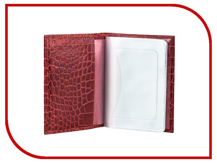 цена Аксессуар Fabula BV.2/1.KR Croco Nile Red ш/к-97321 онлайн в 2017 году