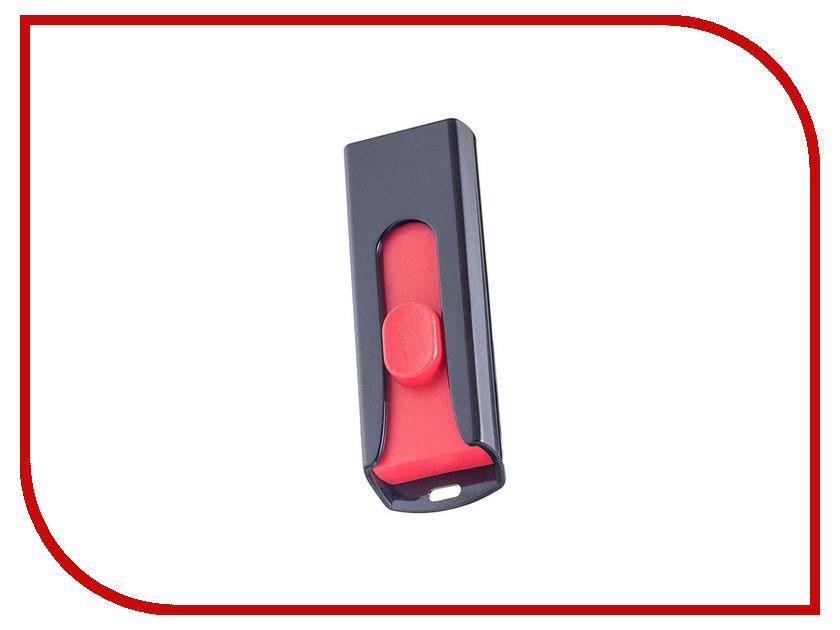 USB Flash Drive 8Gb - Perfeo S01 Black PF-S01B008 газовый портативный обогреватель следопыт ион pf ghp s01