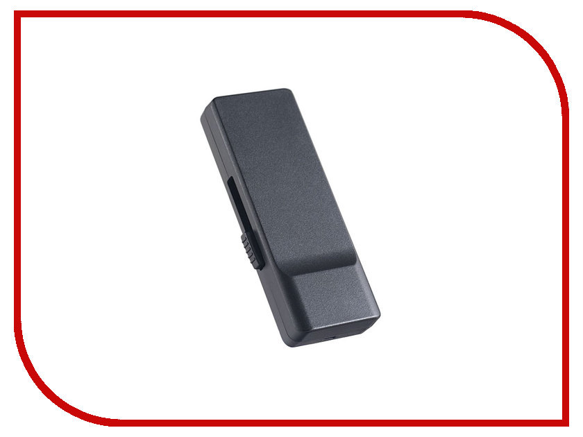 USB Flash Drive 8Gb - Perfeo R01 Black PF-R01B008