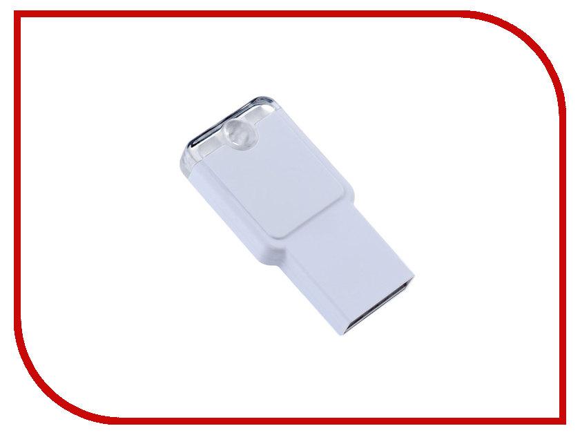 USB Flash Drive 8Gb - Perfeo M01 White PF-M01W008